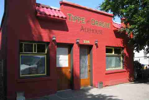 tippe and drague ale house seattle