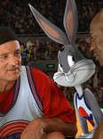 bugs bunny, michael jordan, bill murray, space jam