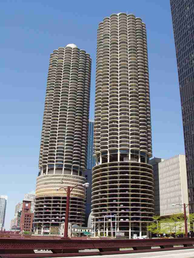 Chicago Marina towers