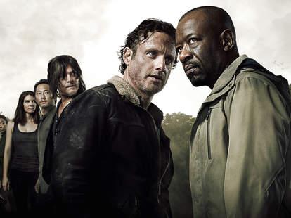 The Walking Dead, The Walking Dead Cast