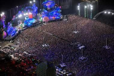 Electric Daisy carnival, Las Vegas music festivals