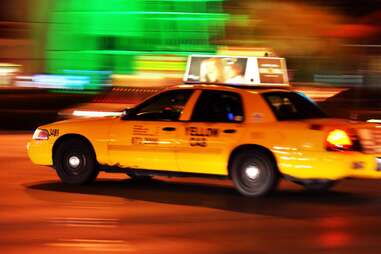 Las Vegas Taxi, Taxi cab