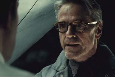 Batman V Superman, Alfred, Jeremy Irons