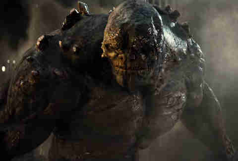 Batman V Superman, Doomsday