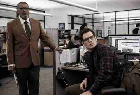 Batman V Superman, Perry White, Laurence Fishburne