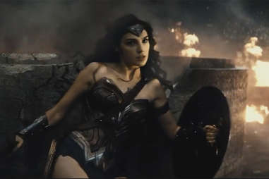 Batman V Superman, Wonder Woman