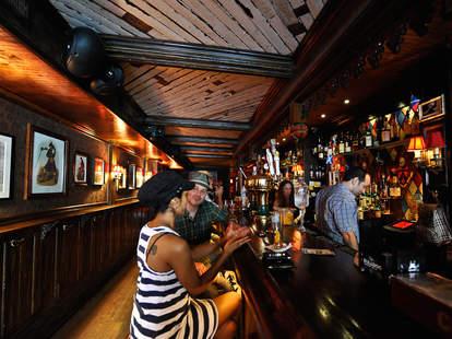 Shoolbred's bar New York City