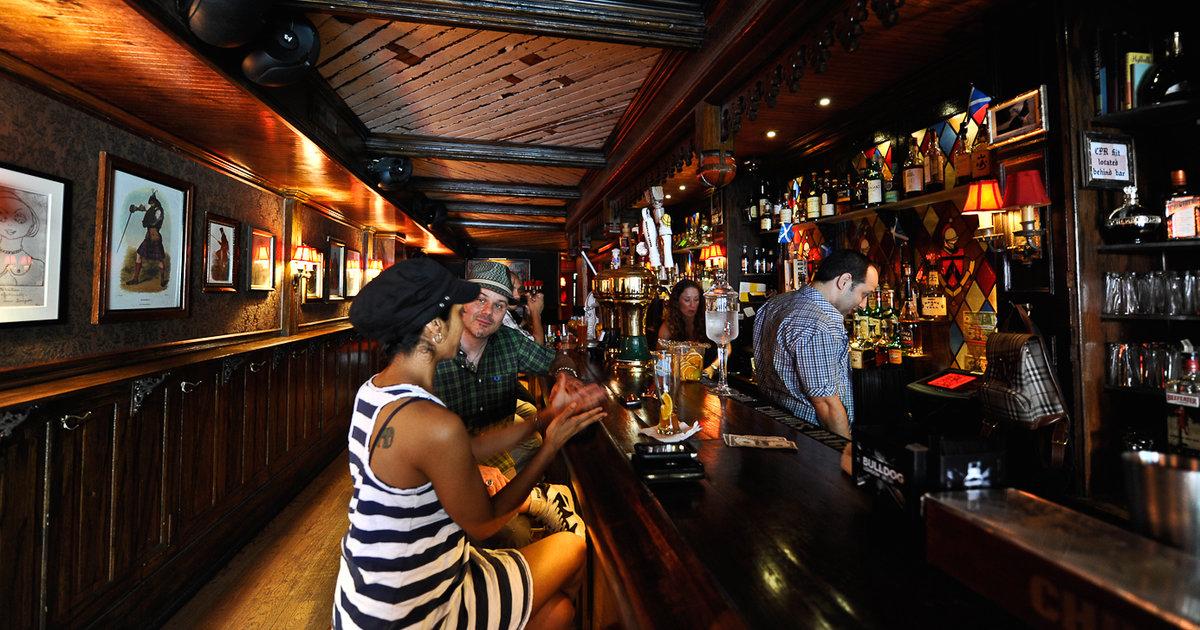 Shoolbred S A New York Ny Bar