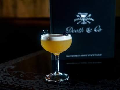 death & co cocktails