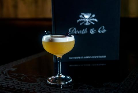 death & co cocktails