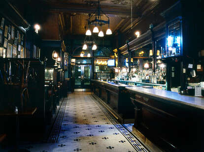 Old Town Bar in New York City