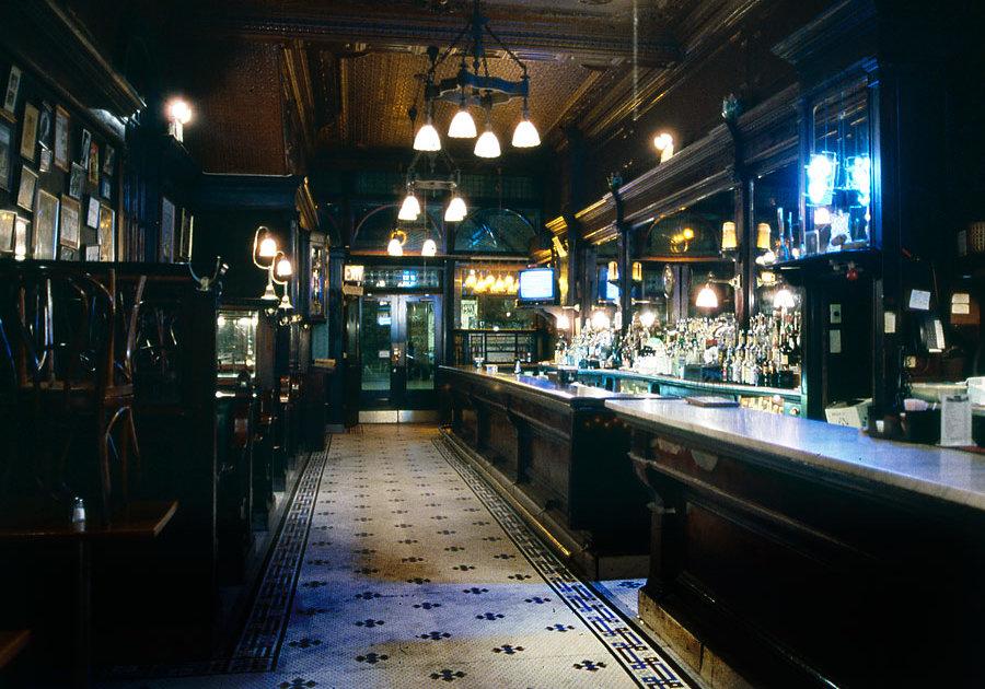 Old Town Bar A New York Ny Bar
