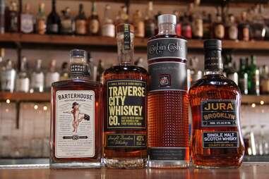 southpaw bbq whiskey