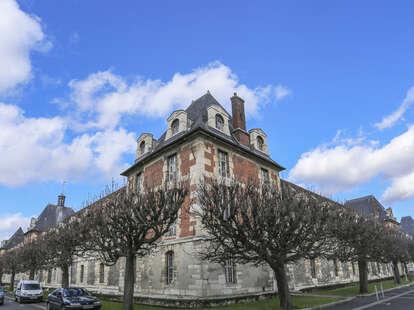 Hôpital Saint-Louis musee de moulages