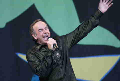 neil diamond live in concert