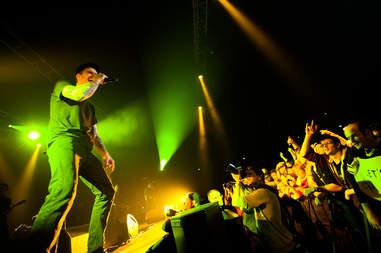 dropkick murphys live in concert