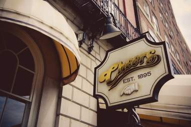 cheers boston exterior sign