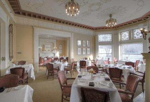 The Whitney Restaurant - Detroit interior main room