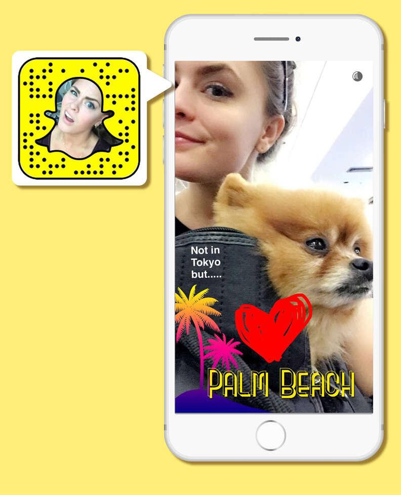 sayhop on Snapchat