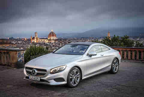 The Mercedes-Benz Driver Assistance Package is unaparalleled