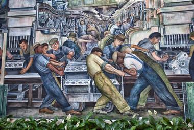 detroit institute of arts diego rivera mural