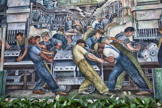 detroit institute of arts diego rivera mural