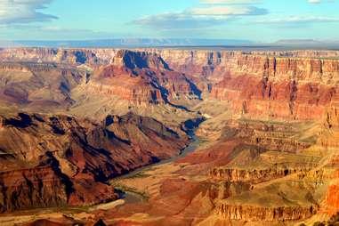 grand canyon desert view arizona
