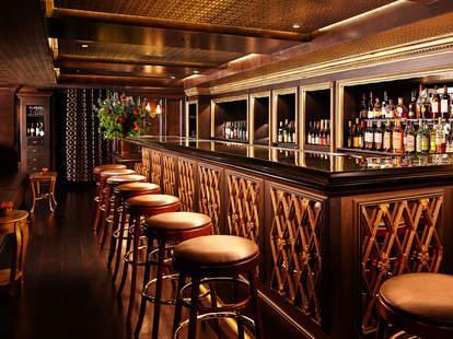 Bar at Gaspar Brasserie
