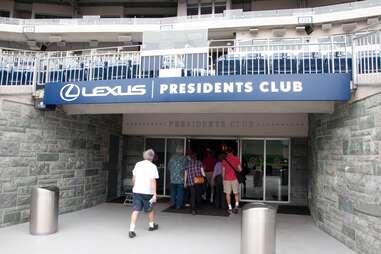 The Lexus Presidents Club Washington DC