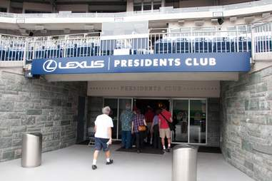 The Lexus Presidents Club Washington DC
