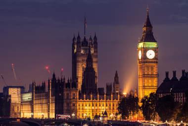Big Ben, London buildings