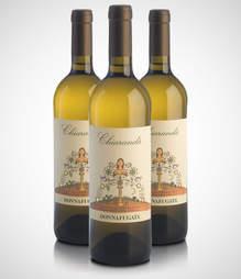 Donnafugata Contessa Entellina Chiarandà Chardonnay bottle