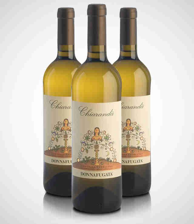 Donnafugata Contessa Entellina Chiarandà Chardonnay bottle