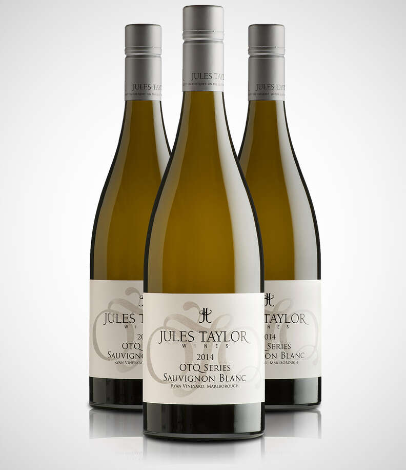 Jules Taylor Sauvignon Blanc OTQ bottle