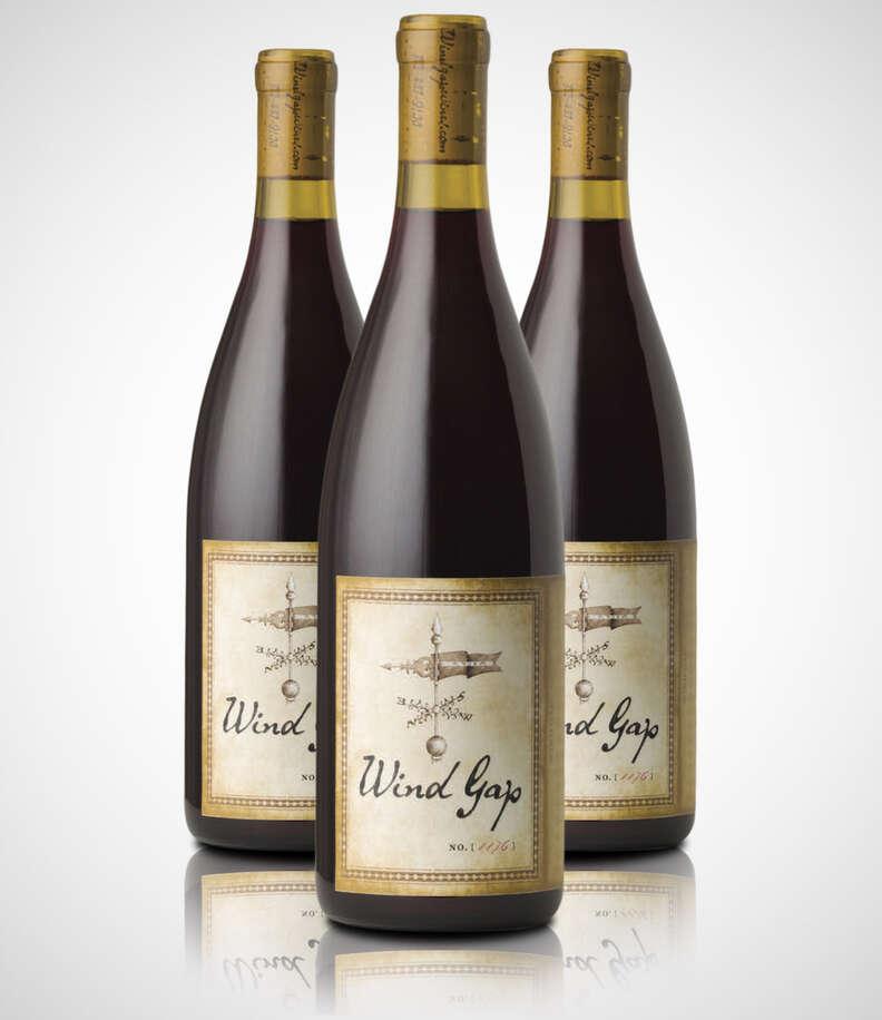 Wind Gap Sonoma Coast Syrah wine