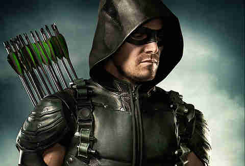 oliver queen green arrow the cw