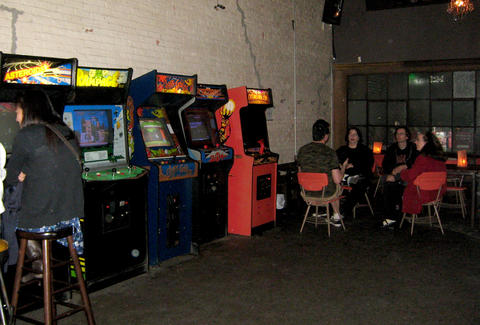 barcade in williamsburg