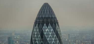 The Gherkin, London famous buildings