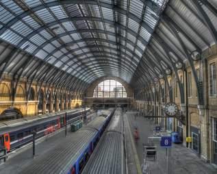 Kings Cross Station, London Kings Cross Station