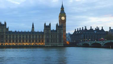 Big Ben, House of Parliament, London buildings