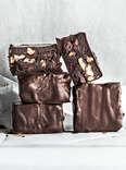 chocolate fudge from Dude, Sweet Chocolate