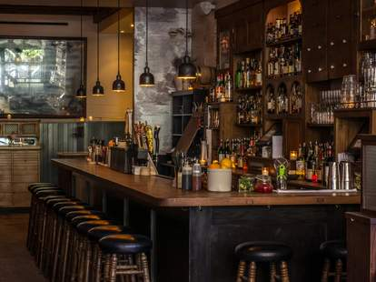 The Wren bar in New York City