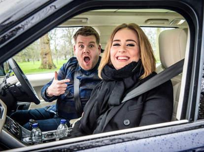 adele james corden carpool karaoke