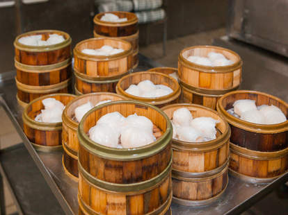 Jing Fong, Dumplings