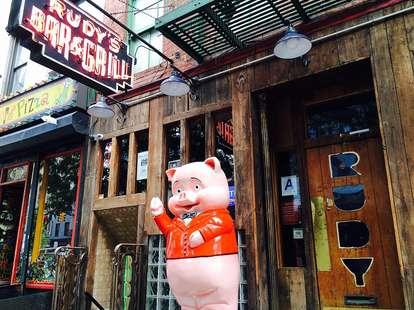Rudy's Bar & Grill, New York City Bars