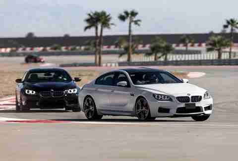 bmw performance school palm springs