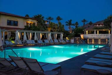 miramonte resort hotel palm springs pool