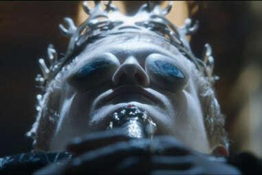 jack Gleeson as joffrey baratheon in HBO Game of Thrones