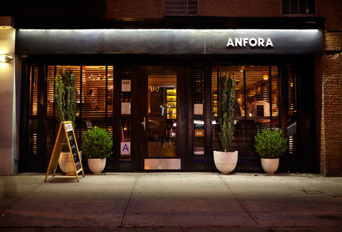 Anfora, New York Restaurants