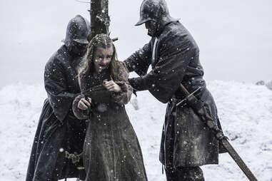 Kerry Ingram as Shireen Baratheon in HBO Game of Thrones